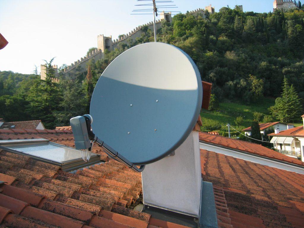 antenna satellite