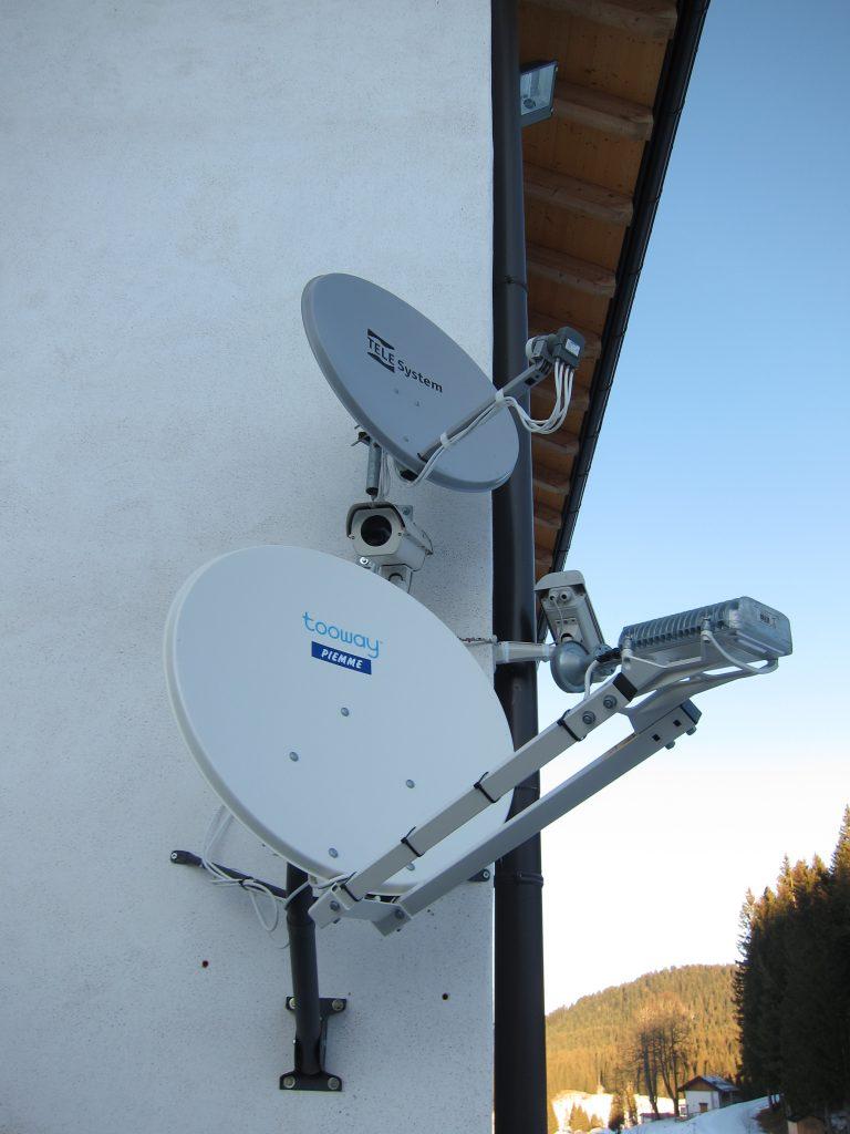 Antenna Parabola satellitare