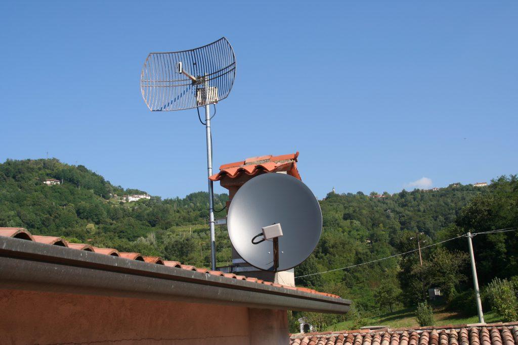 Antenna Internet